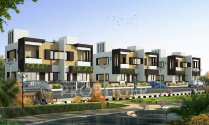 Images for Elevation of Om Sai Buildcon Surya Nagari Villas
