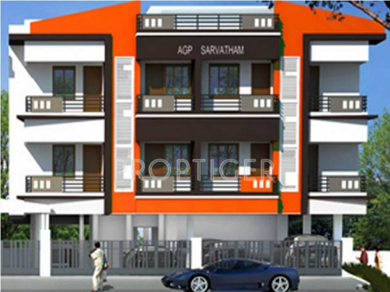 Images for Elevation of AGP Homes Sarvatham