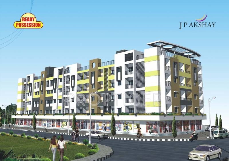 Images for Elevation of J P Infrastructures Akshay
