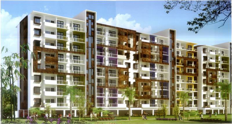 Images for Elevation of Nanu Sapana City