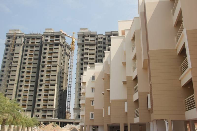 Images for Construction Status of Globuse Nakshatra