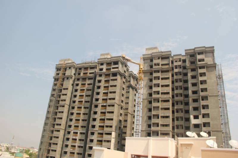 Images for Construction Status of Globuse Nakshatra