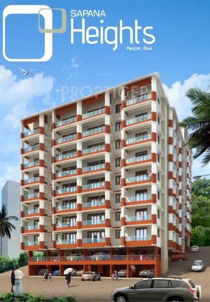 Images for Elevation of Nanu Sapana Heights