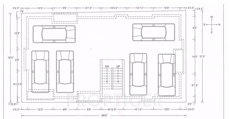 Images for Cluster Plan of Silicon Chithiram Homes