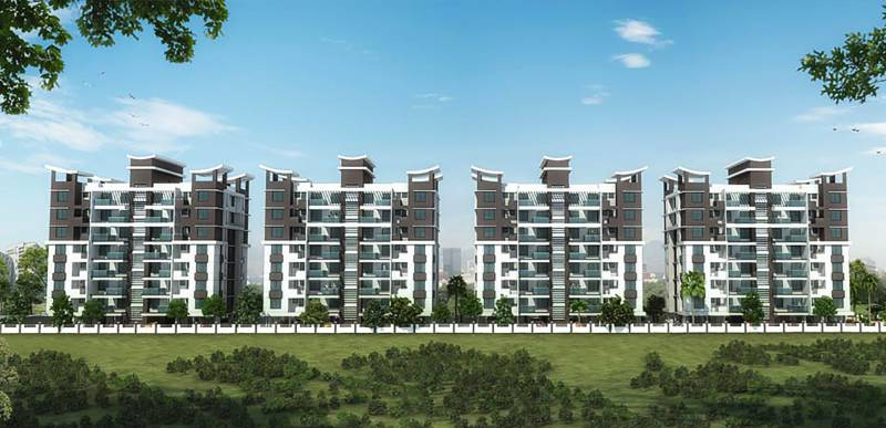 Images for Elevation of Surya Developer Skies