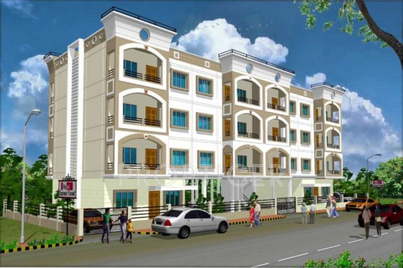 Images for Elevation of Shree Siddheshwar Girijatmak Apartment