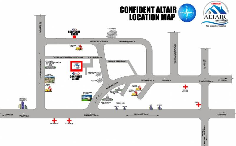 Images for Location Plan of Confident Altair