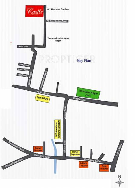Images for Location Plan of Marutham Castle