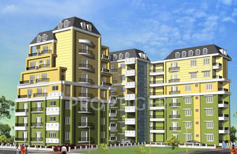 Images for Elevation of Top Constructions Heritage Phase II