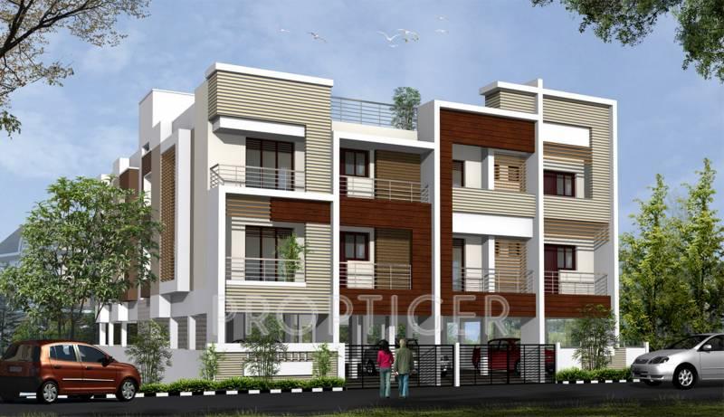 Images for Elevation of Abhishek Brindavan