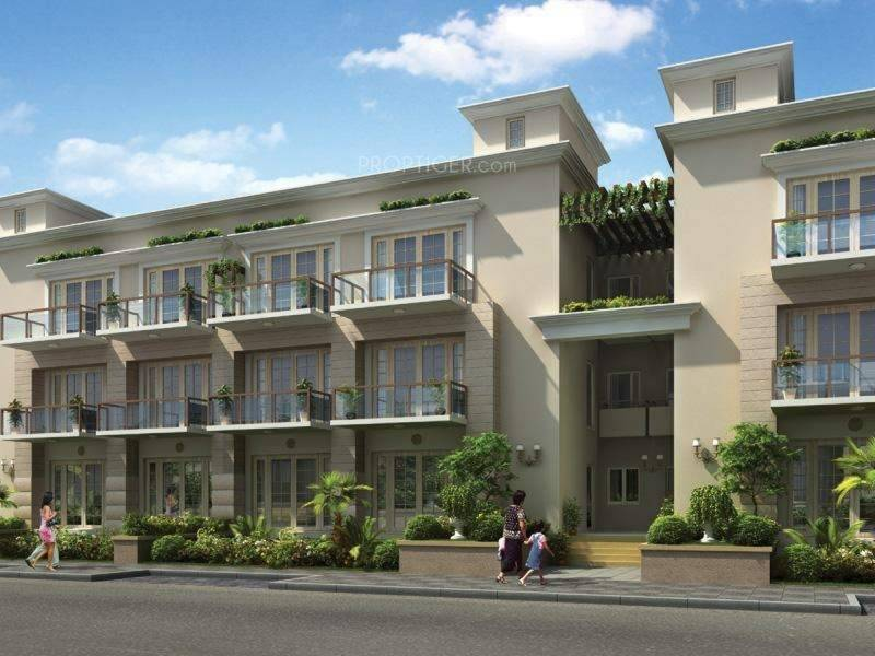 Images for Elevation of BPTP August Villas