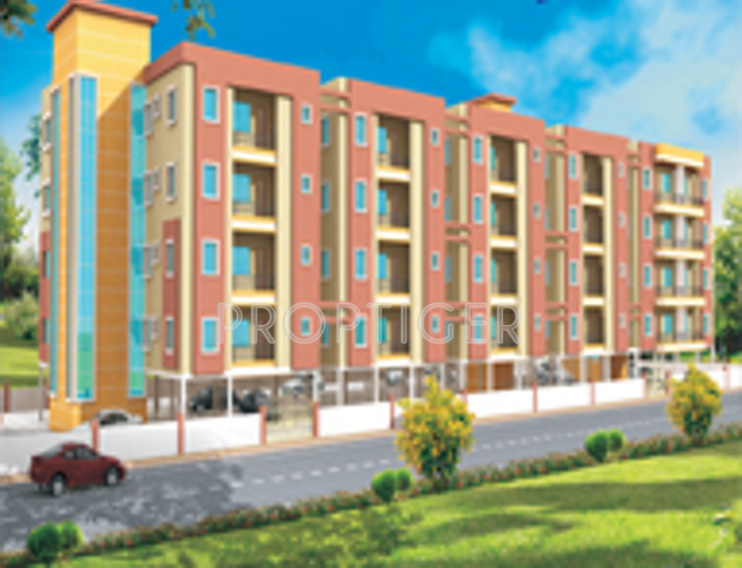 Images for Elevation of Mahanadi Shree Gopinath Enclave Apartment