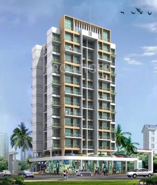 Images for Elevation of Anita Bhaveshwar Heights