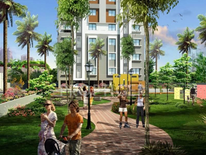 platinum-paradise Images for Elevation of Om Swastik Estcon Pvt Ltd Platinum Paradise