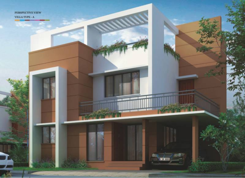 Images for Elevation of Sreerosh Harmony