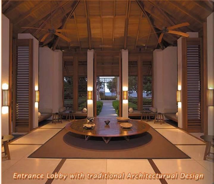 shreekhetra-kalinga-kutira-villa Lobby