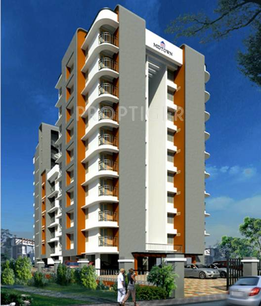 Images for Elevation of Sreerosh Midtown
