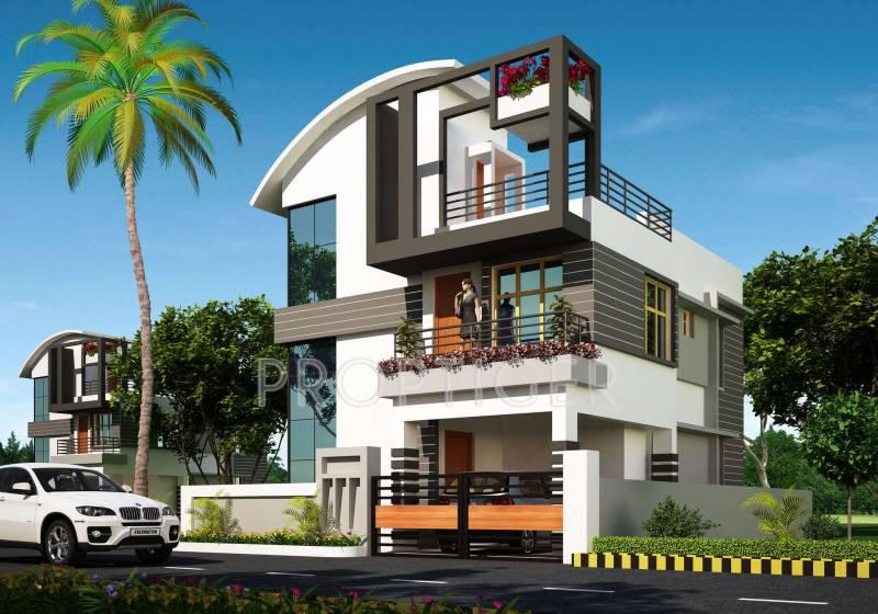 platinum-villa Images for Elevation of Om Swastik Estcon Pvt Ltd Platinum Villa