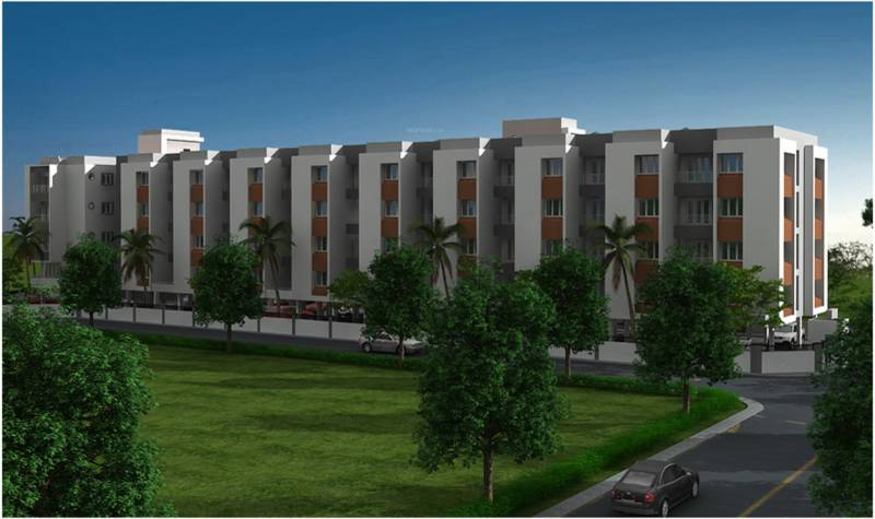 Images for Elevation of Ramaniyam Sarovar