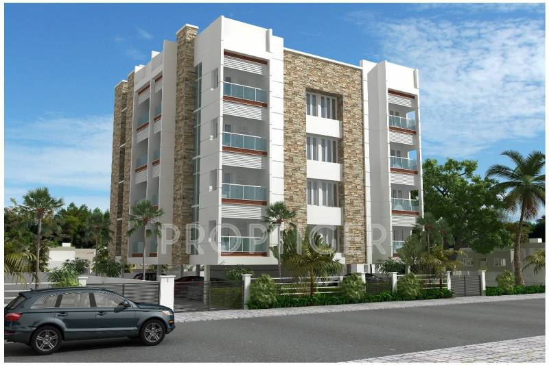 Images for Elevation of Ramaniyam Real Estates D 105