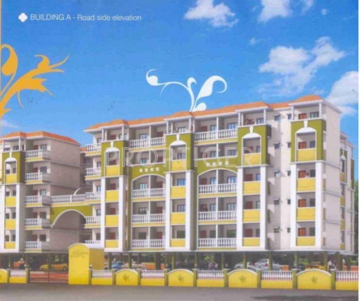 Images for Elevation of Devashri Gopika Vihar