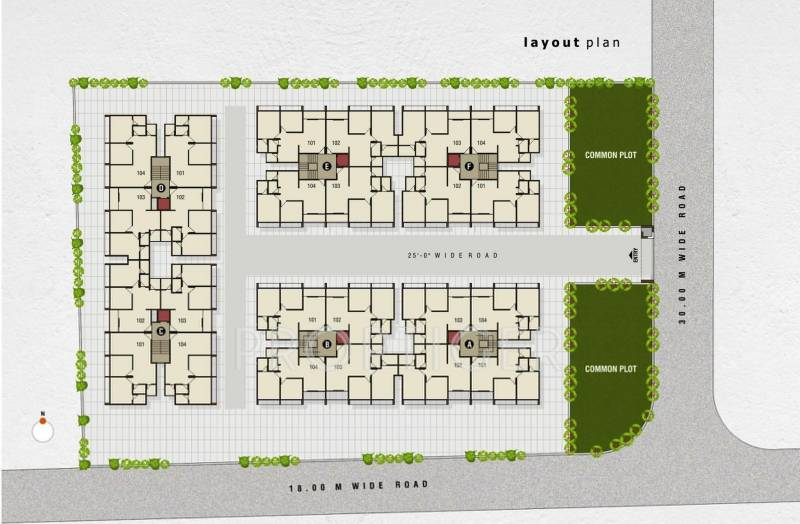 Images for Layout Plan of Shashwat Zealous