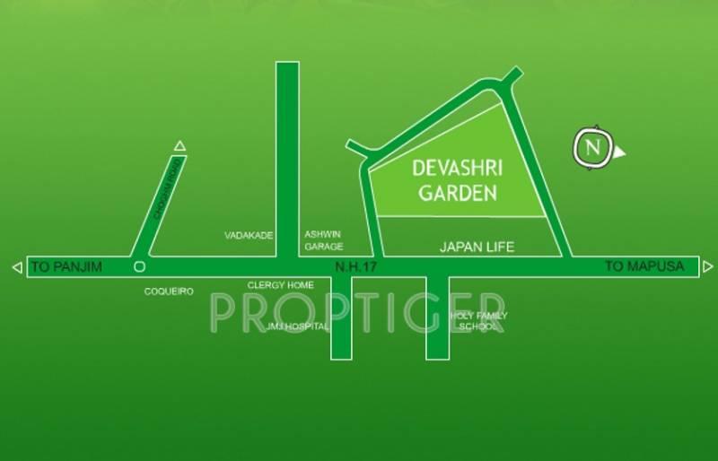 Images for Location Plan of Devashri Garden