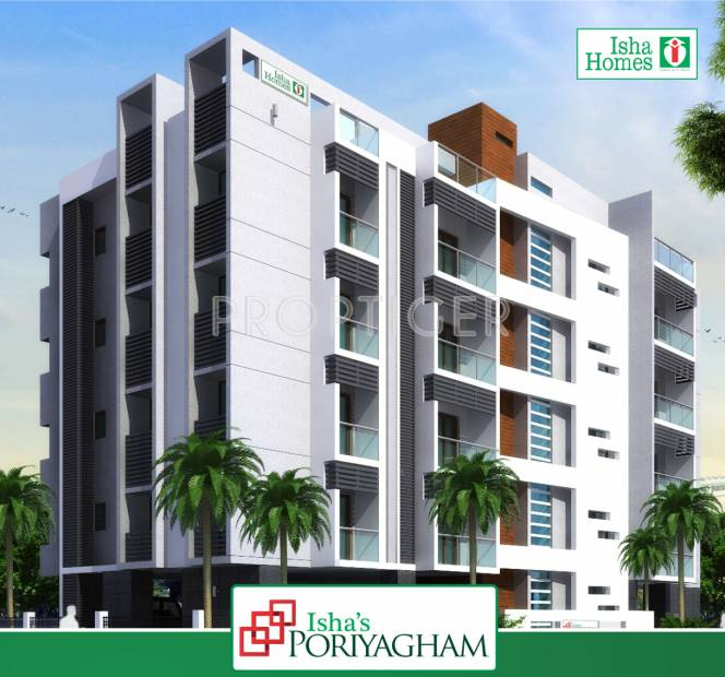Images for Elevation of Isha Homes Poriyagham