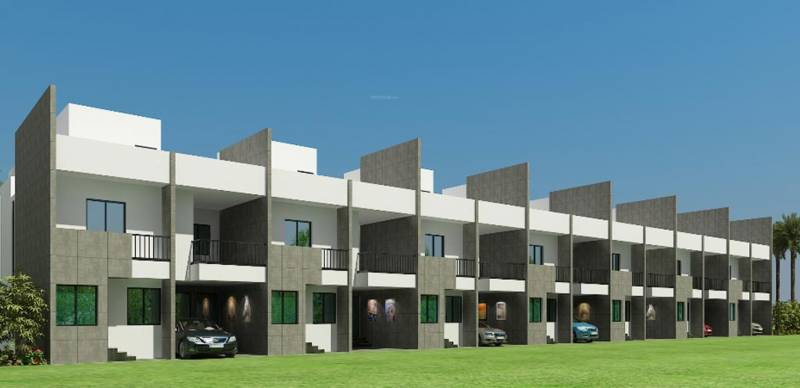 Images for Elevation of KSR Basil Villas