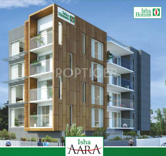 Images for Elevation of Isha Homes Aara