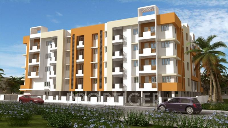 Images for Elevation of Ramaniyam Gauravv Ph 2 Block II