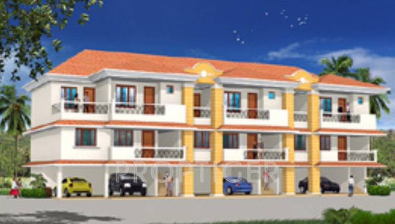 Images for Elevation of Nanu Sapana Woods Villas