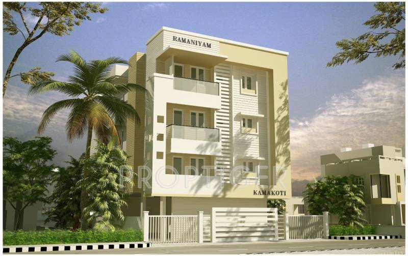 Images for Elevation of Ramaniyam Real Estates Kamakoti