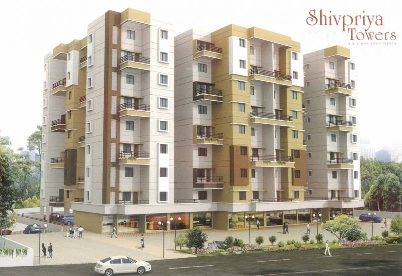 Images for Elevation of Shri Kedareshwar Shivpriya Towers