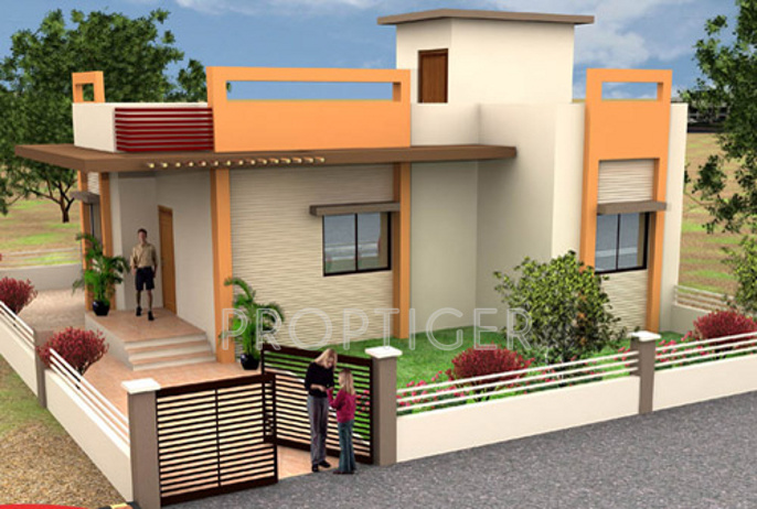 Site plan image of axon housing nagpur my town villa for My villa