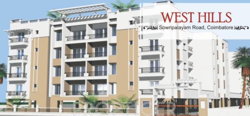 Images for Elevation of Jain West Hills