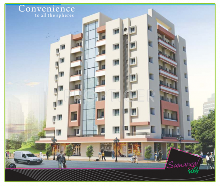 Images for Elevation of Sumangal Sumangal Vihar Apartments