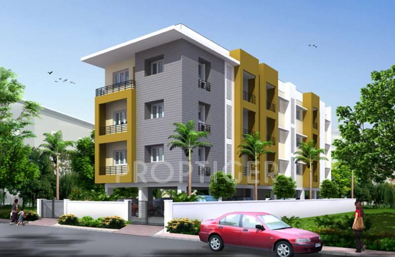 Images for Elevation of Kgeyes Residency Kamdhar Nagar