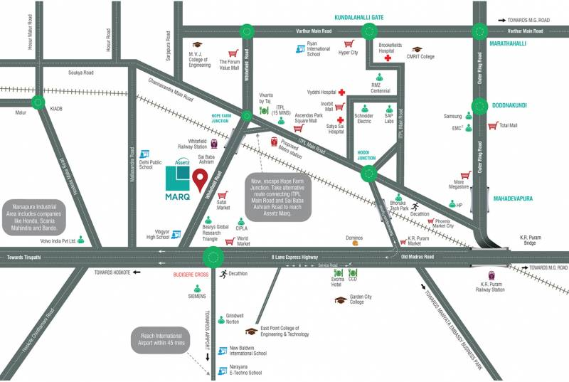 Images for Location Plan of Assetz Marq