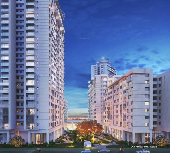 Images for Elevation of Assetz Marq