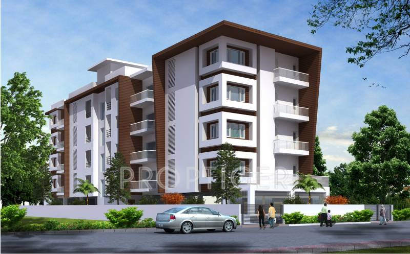 Images for Elevation of Kgeyes Residency Sri Rekha