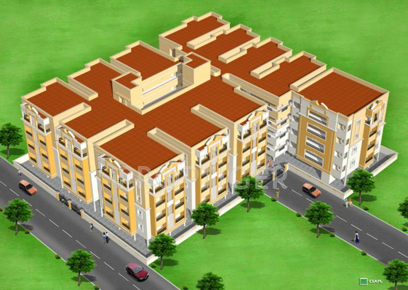 temple-view-apartment Project Image