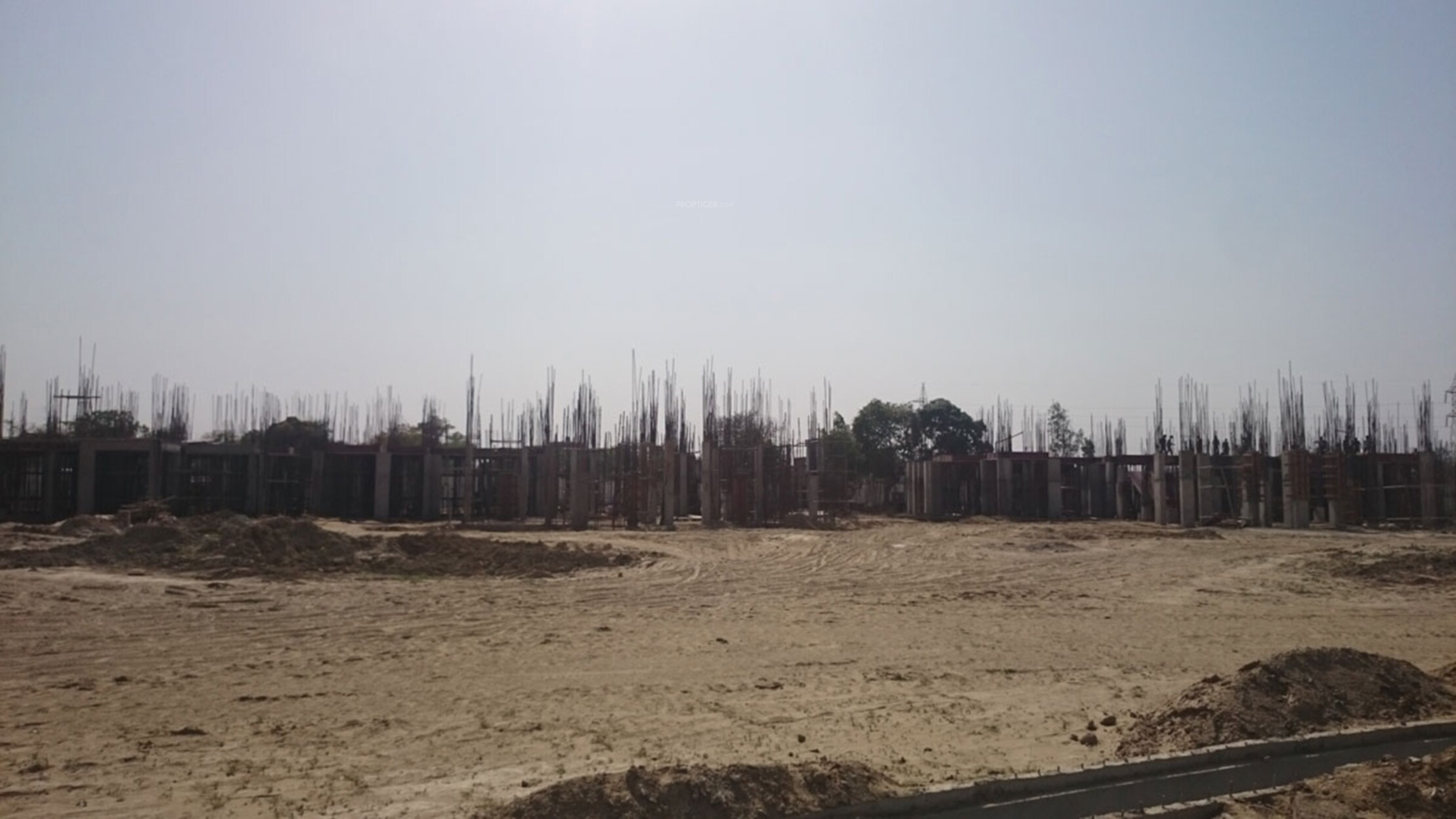 Images For Construction Status Of Shalimar Garden Bay Apartment