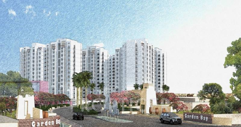 Images for Elevation of Shalimar Garden Bay Apartment