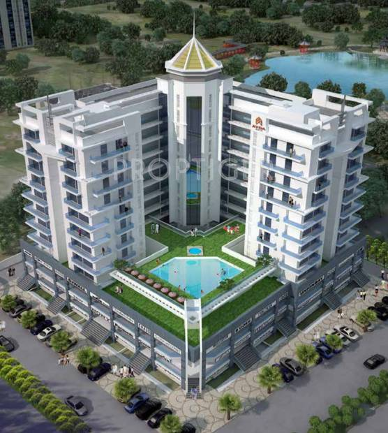 gold Images for Elevation of Ayda Estates Pvt Ltd Gold