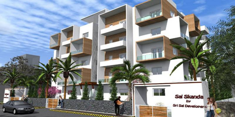 Images for Elevation of Sai Developers Bangalore Skanda