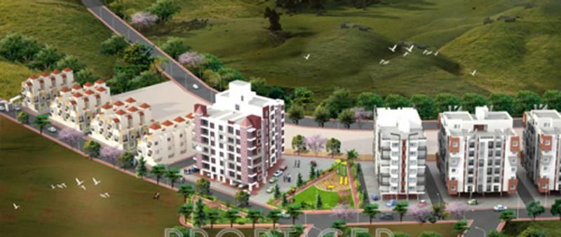 Images for Elevation of Morya Gardens Villa
