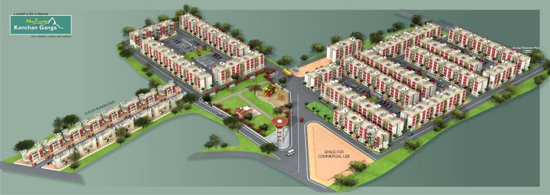 Images for Elevation of Vishal Kanchan Ganga Villa