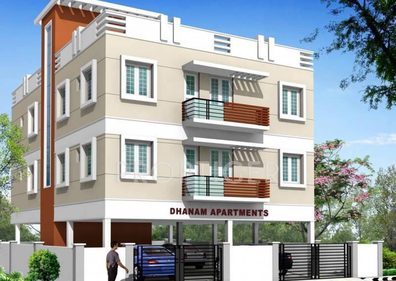 Images for Elevation of Mars Builders And Real Estates Private Limited Dhanam Apartments