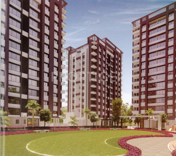 Images for Elevation of Maruti Sky View Heights